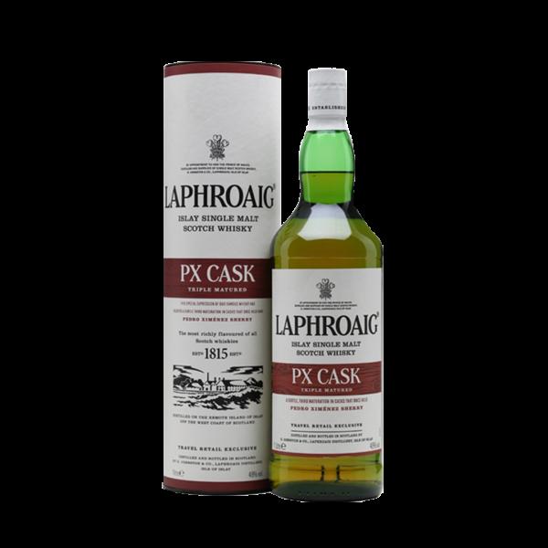 90) Laphroaig Px Cask Finish 1 Litre