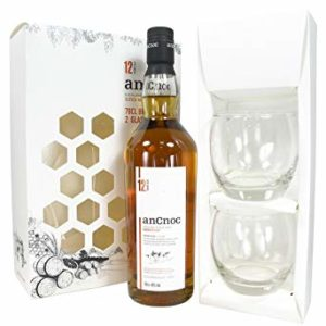Ancnoc 12 Year & 2 Glass