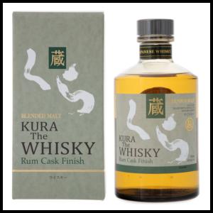 kura rum cask japanese rum whisky