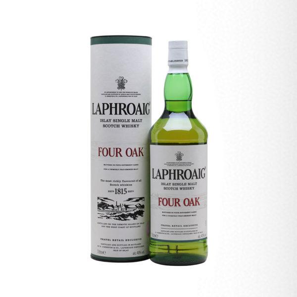 Laphroaig Four Oak - 1 Litre