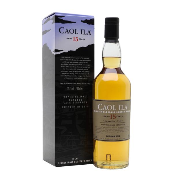 Caol Ila 15 Year Old