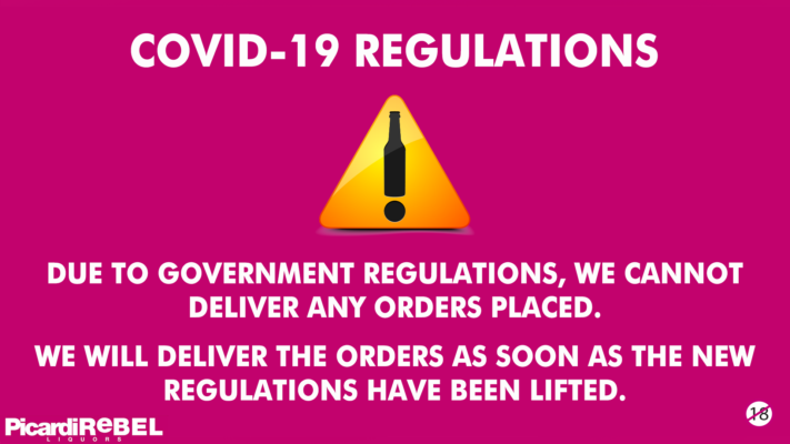 Covid Regulations - PicardiRebel - Pre-Order