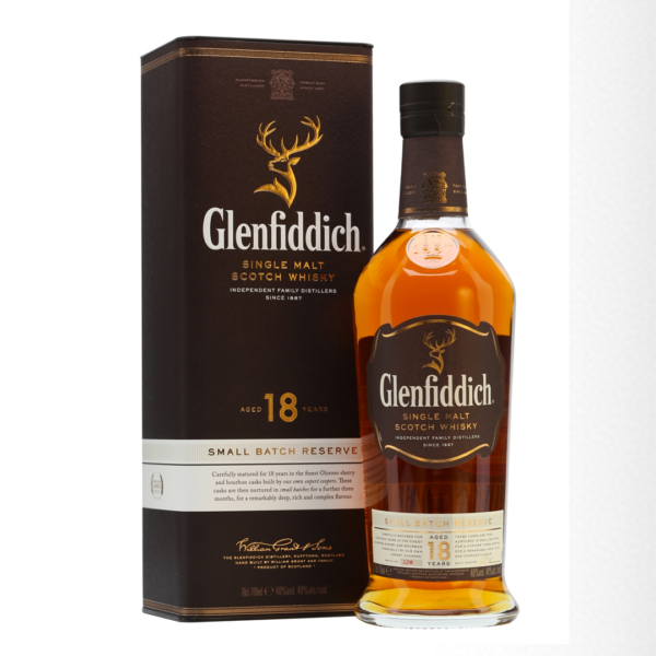 Glenfiddich 18 Year Old PicardiRebel