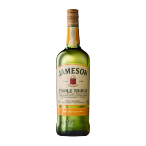 Jameson Triple Triple 1 Litre