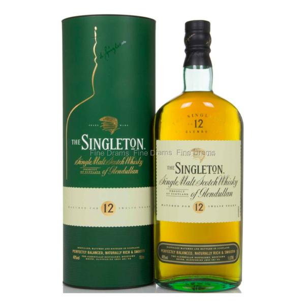 Singleton Glendullan 12 Year Old – 1 Litre