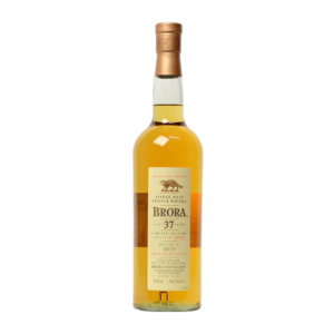 Brora 37 Year Old Whisky