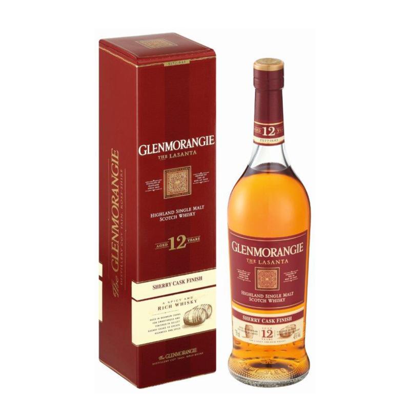 Glenmorangie Sherry Cask 12 Year - 750ml