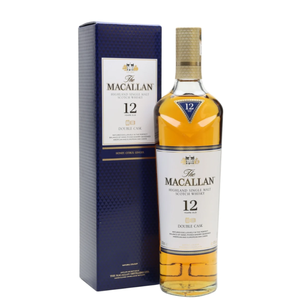 Macallan Double Cask 12 Year Old